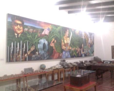Mural Prision Verde