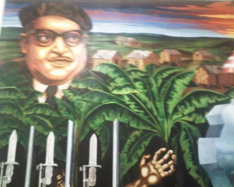 segmento del mural