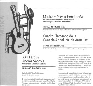 Revista Aranjuez