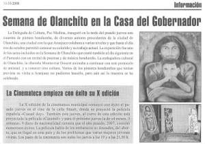 articulo de El Heraldo Aranjuez