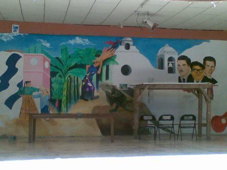Mural historico