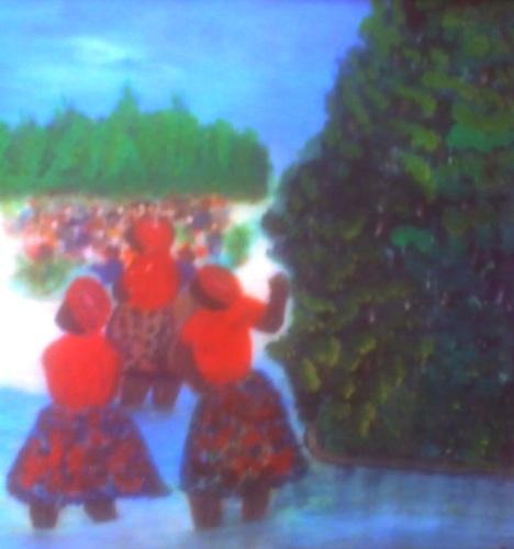 Danza garifuna(Roberto Sorto)
