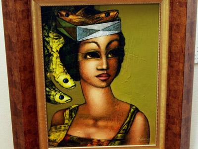 Pintores hondureños unidos por el arte (2/3)