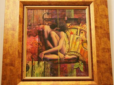 Pintores hondureños unidos por el arte (1/3)