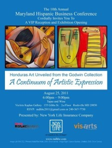Exhibicion de Arte de Honduras