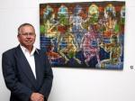 Expresionismo social en pinturas de Mario Mejía