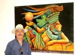 Arte milenario de Visquerra se exhibirá en Europa
