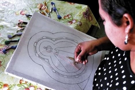 Arte de Honduras