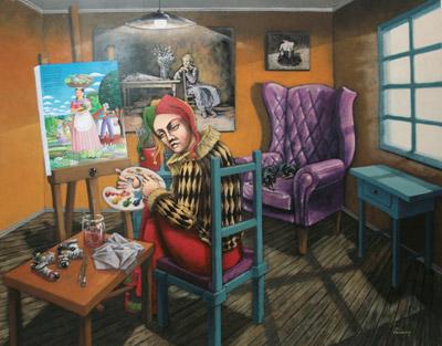 El Artista : por Wilmer Sandre