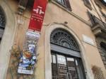 Sala del  Instituto Cervantes de Roma