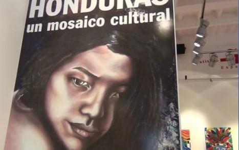 ¨Honduras, un mosaico cultural¨en Roma