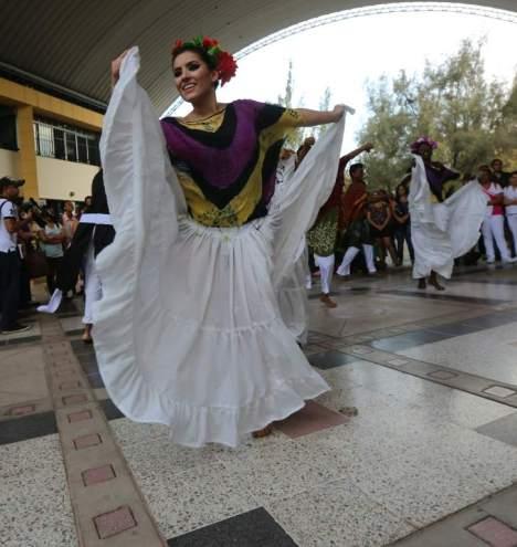 Danza étnica, folclórica, moderna y clásica