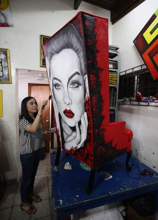 """""""Nosotros exponemos 2015"""" : el talento de 235 artistas de la plástica en Honduras (3/5)"""