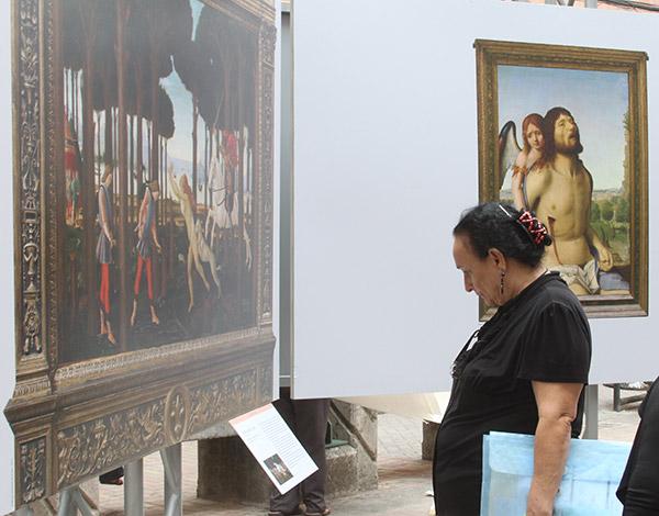 Réplicas del Museo del Prado, en Honduras (1/5)